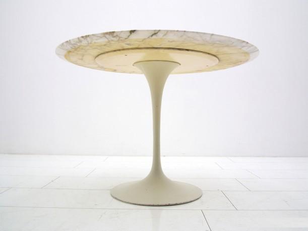 Table knoll saarinen unique oval tulip coffee table elegant